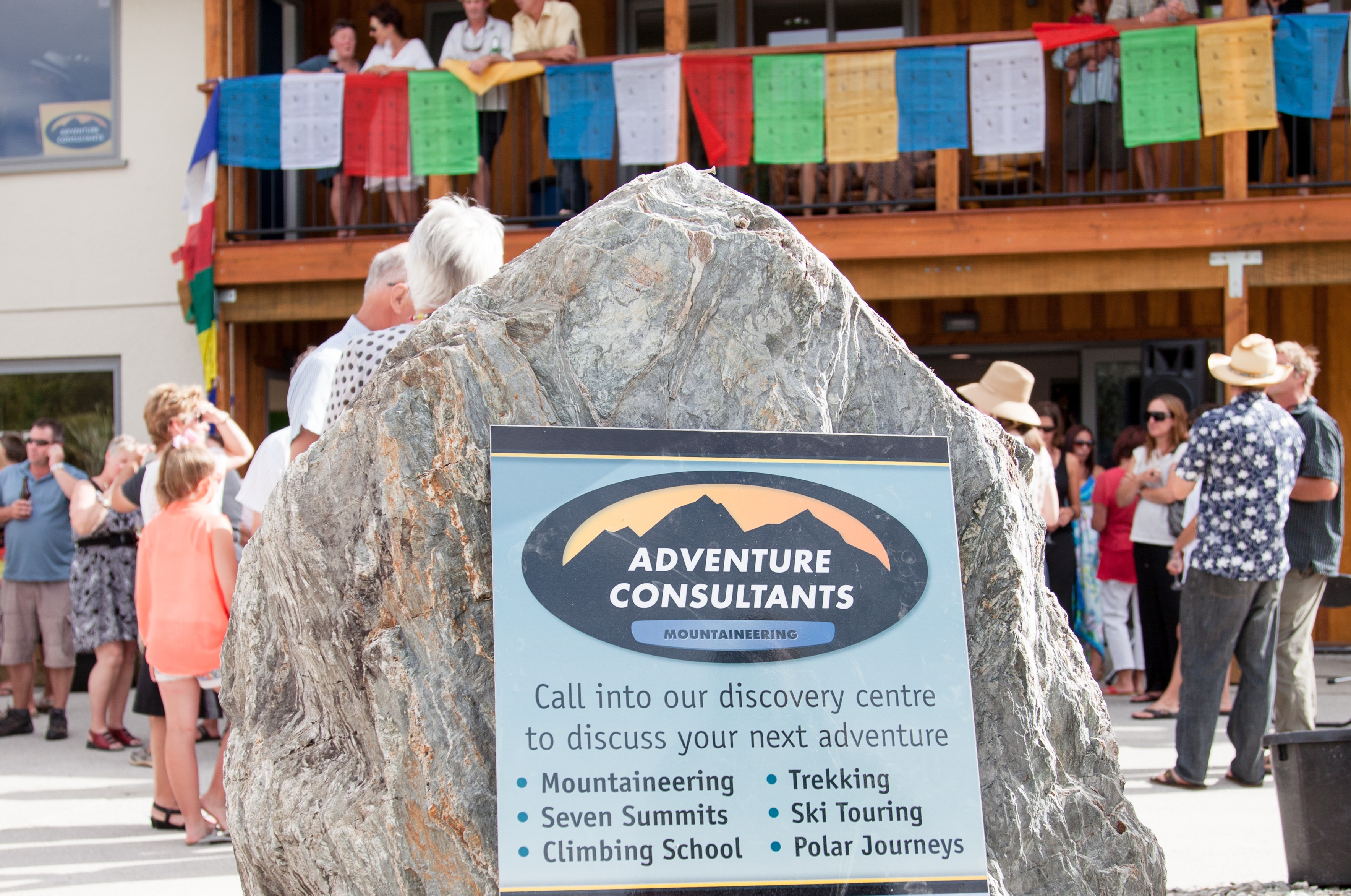 Head Office Support Team | Adventure Consultants