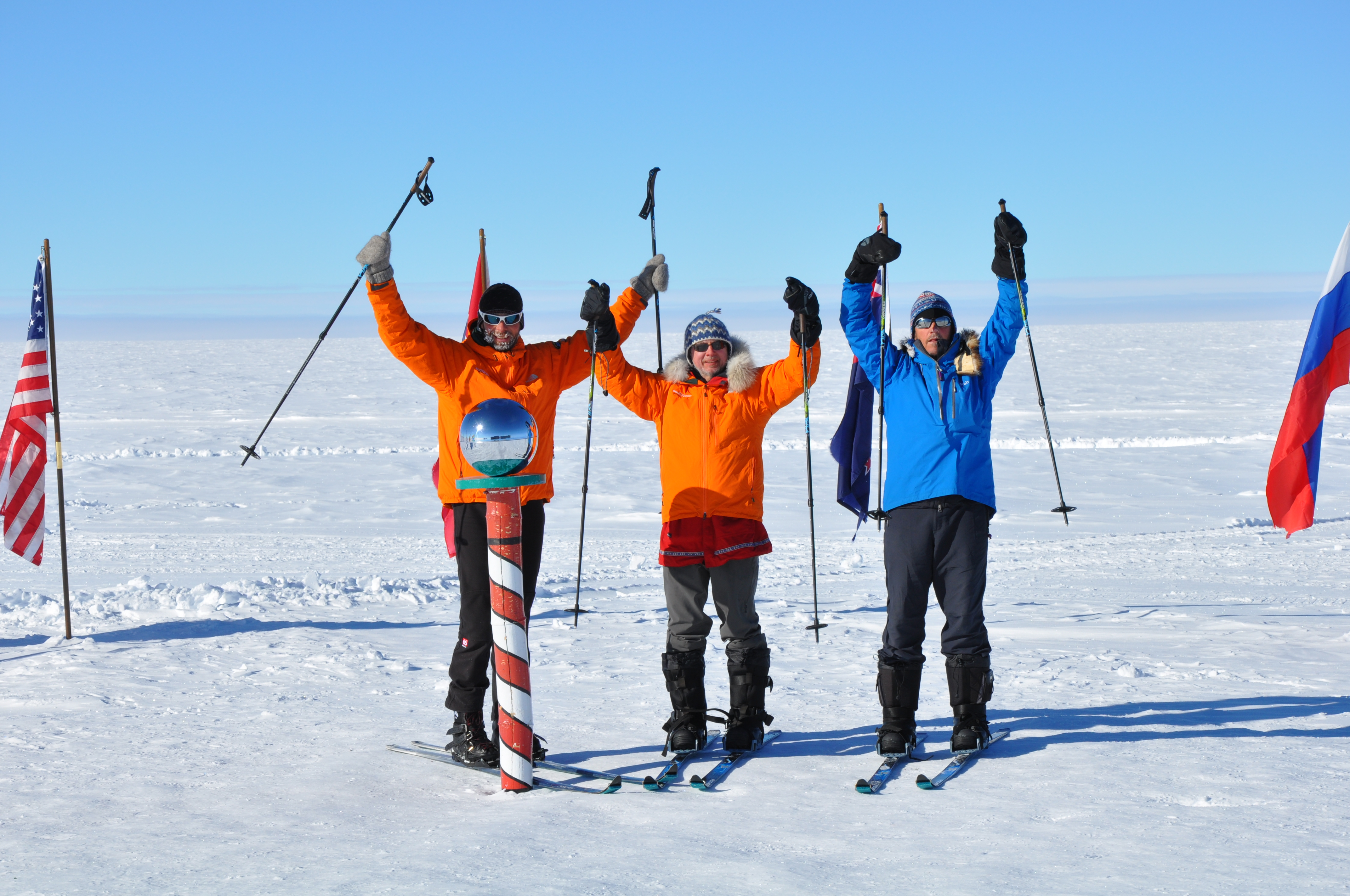 South Pole - All the Way  Adventure Consultants
