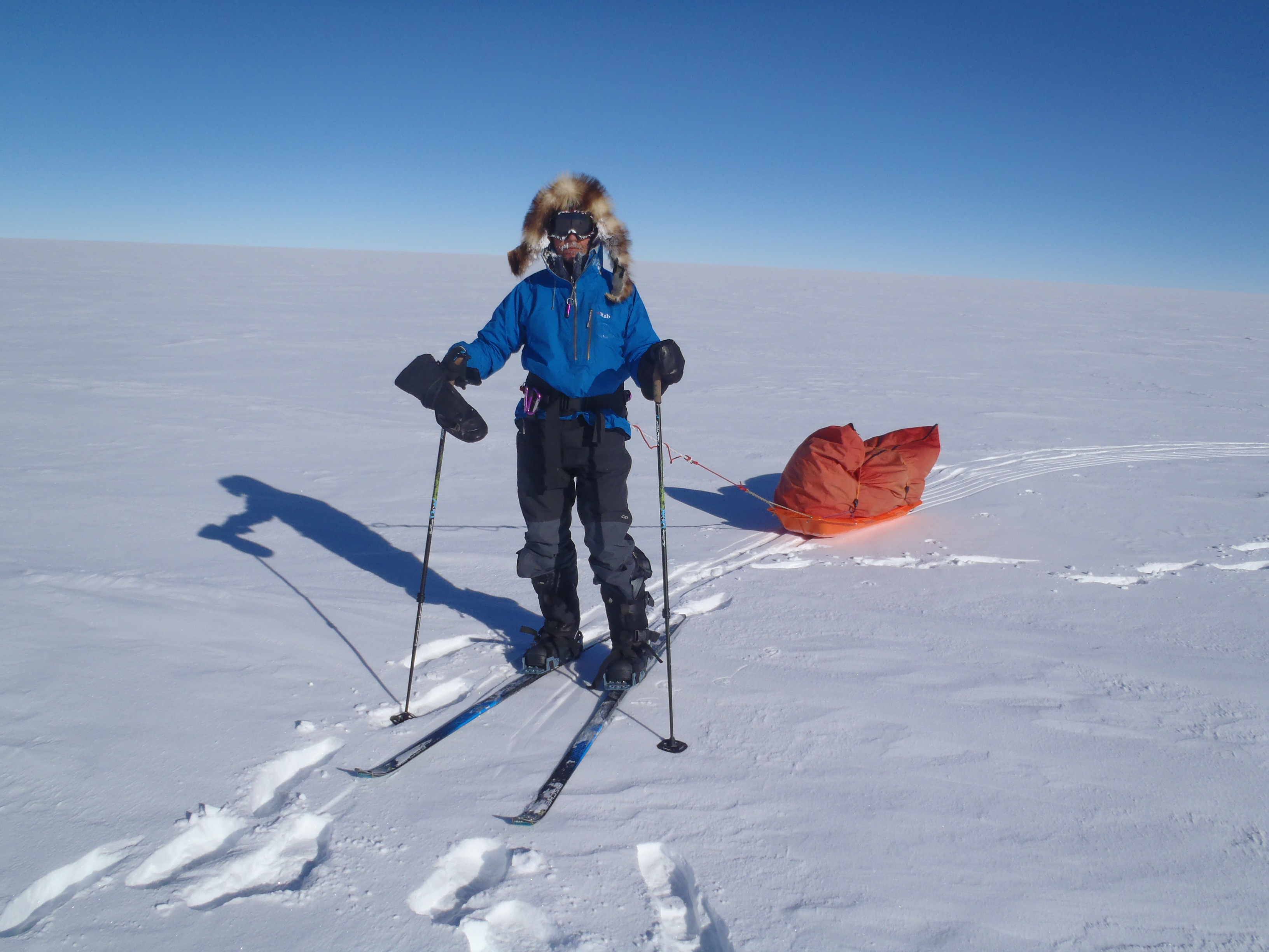 south pole - all the way | adventure consultants