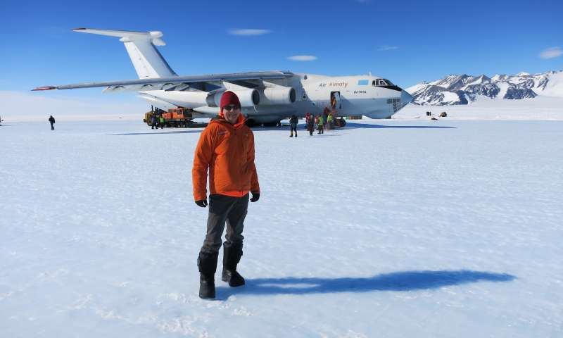 South Pole All The Way Adventure Consultants