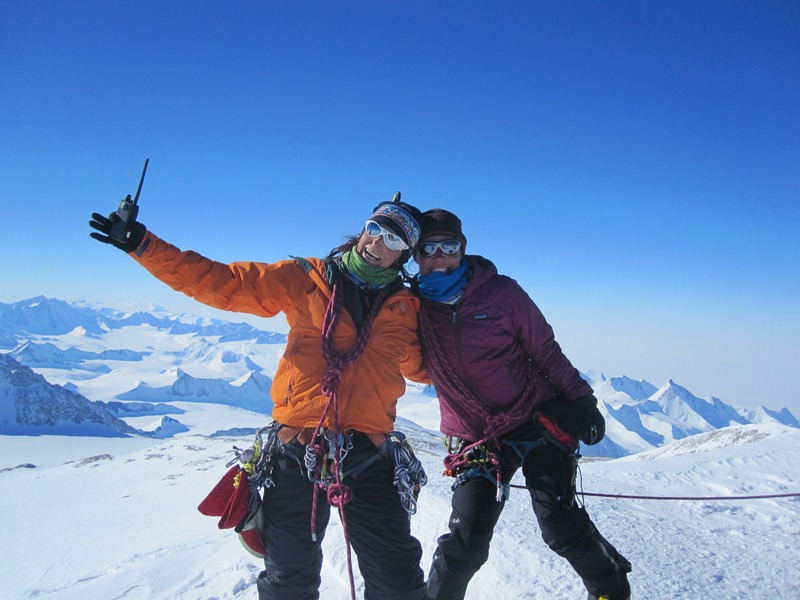 Climb Vinson Massif, Antarctica   Adventure Consultants