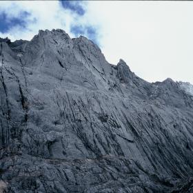 Carstensz from below