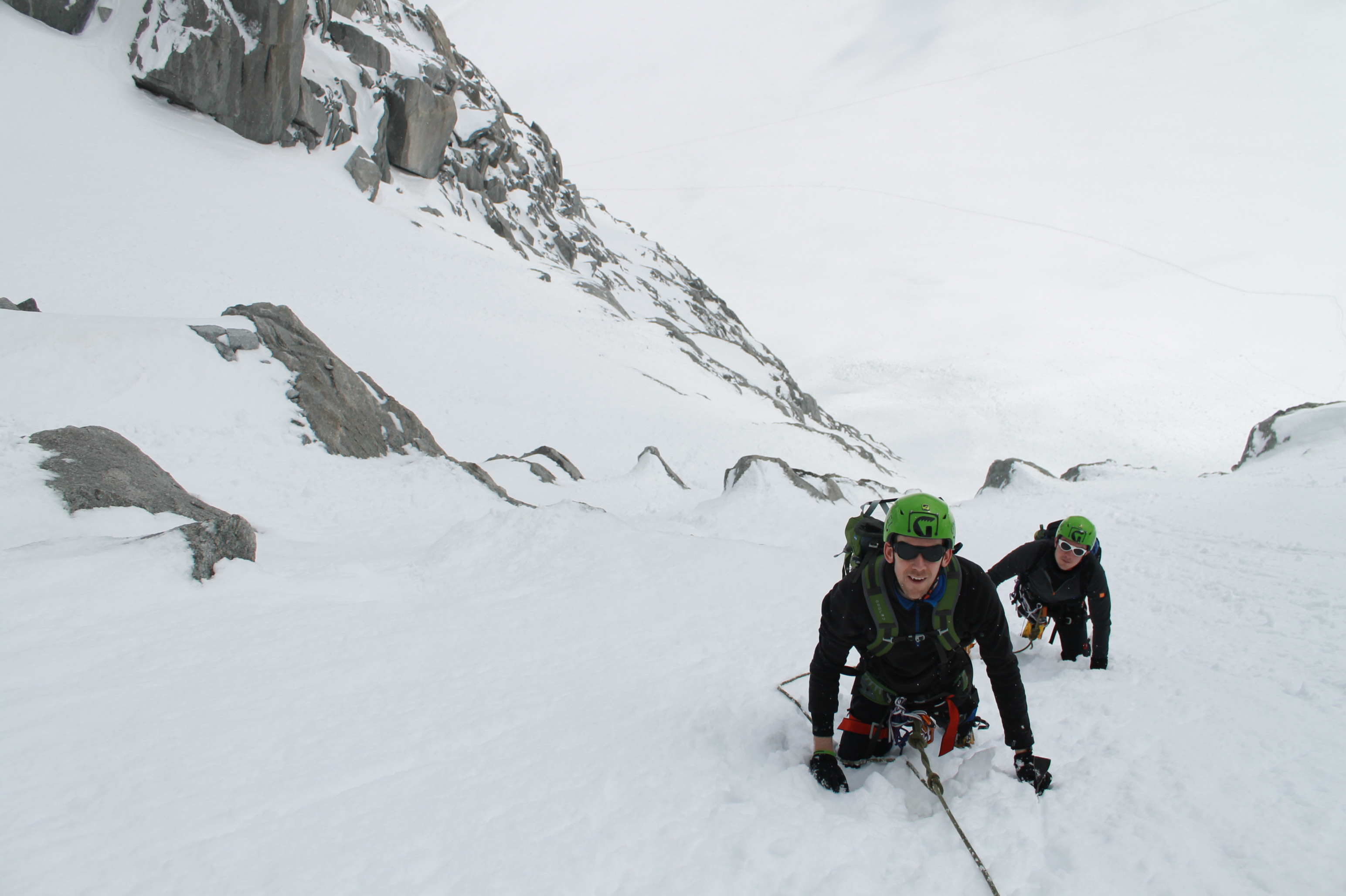 Introductory Mountaineering | Adventure Consultants