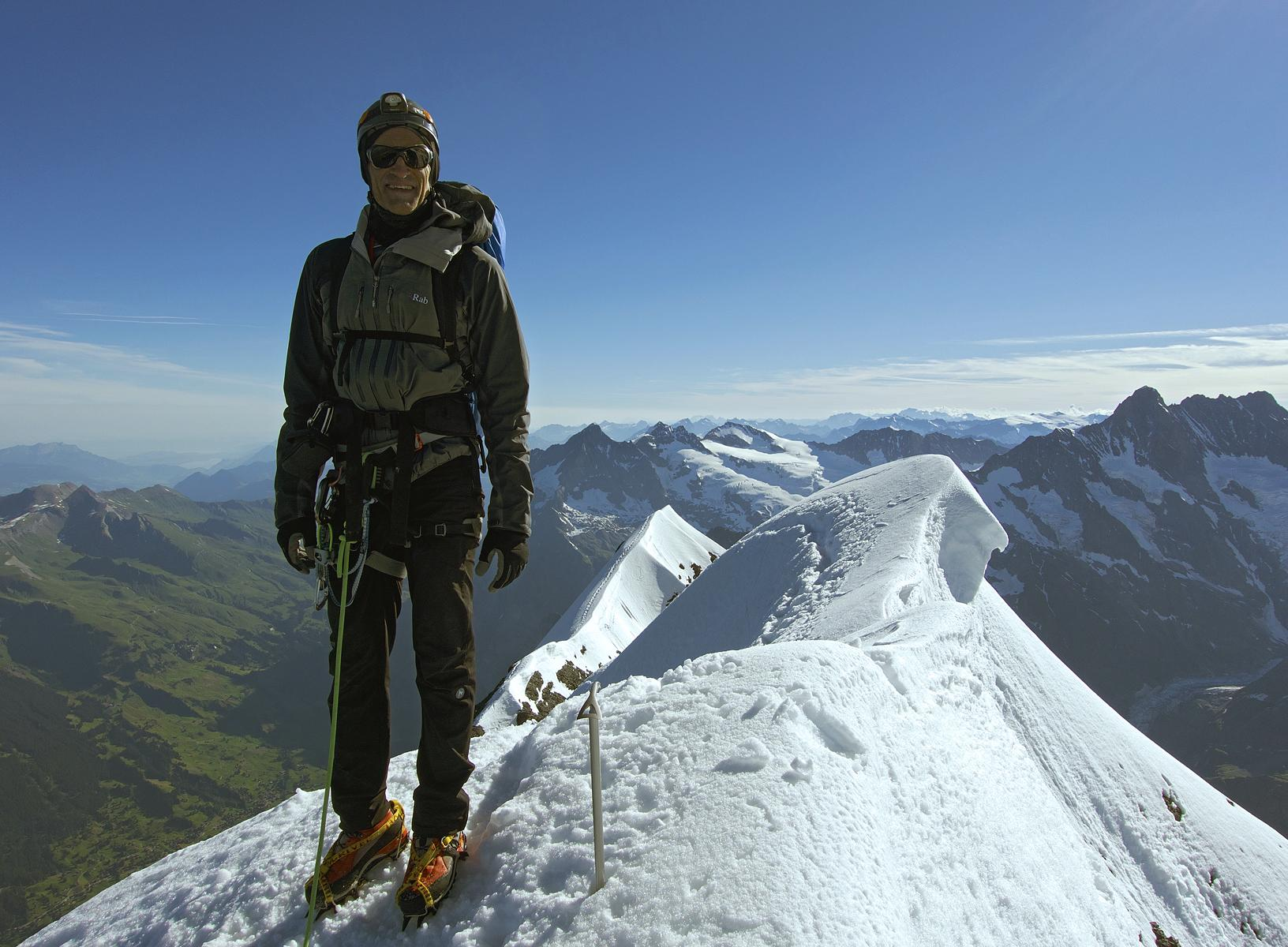 The Eiger Guided Ascent Adventure Consultants