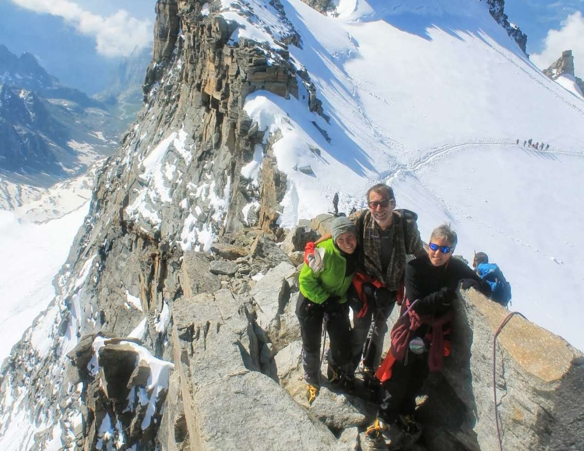 Gran Paradiso Course And Ascent Adventure Consultants