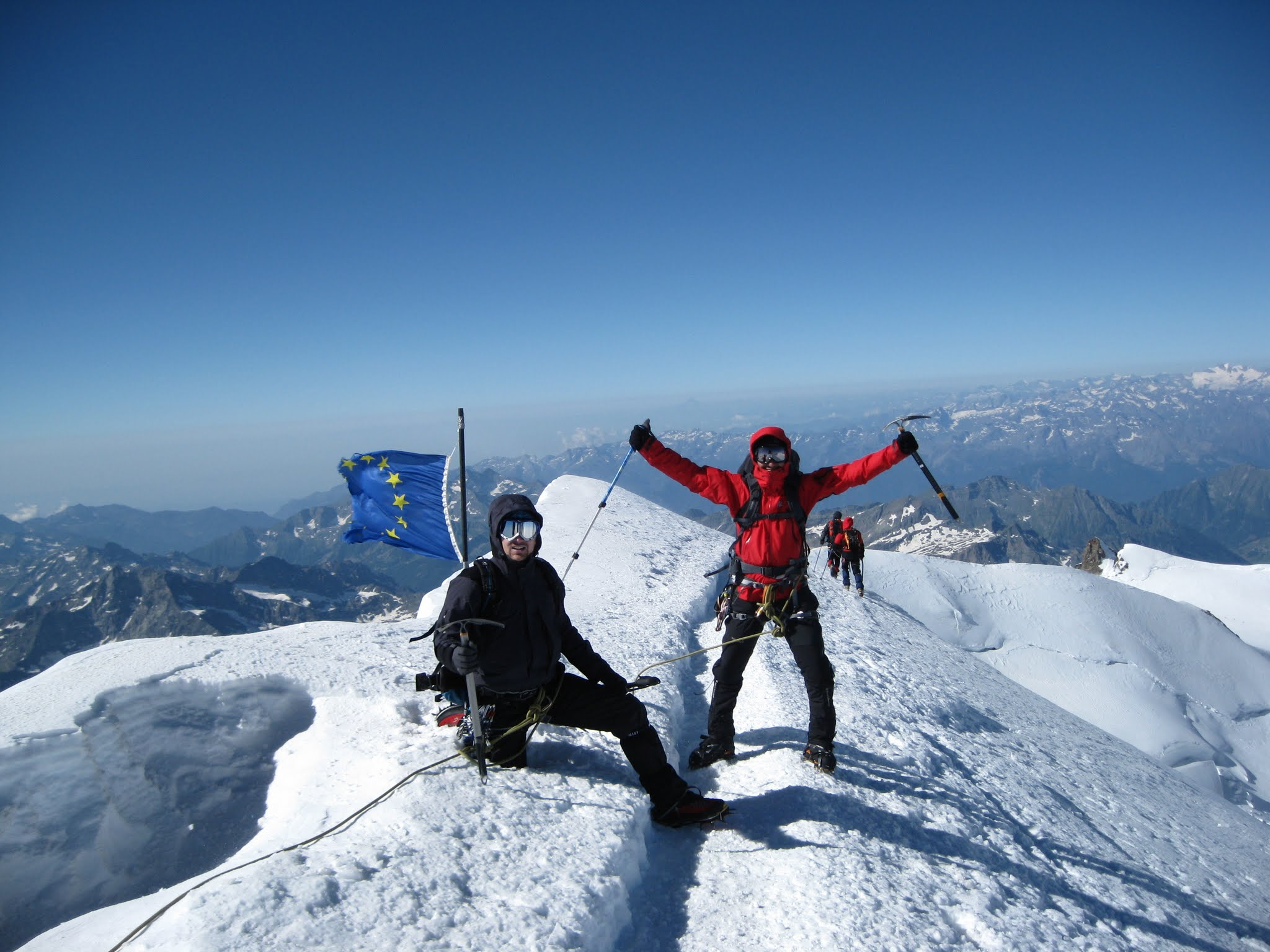 Monte Rosa Course and Ascent | Adventure Consultants
