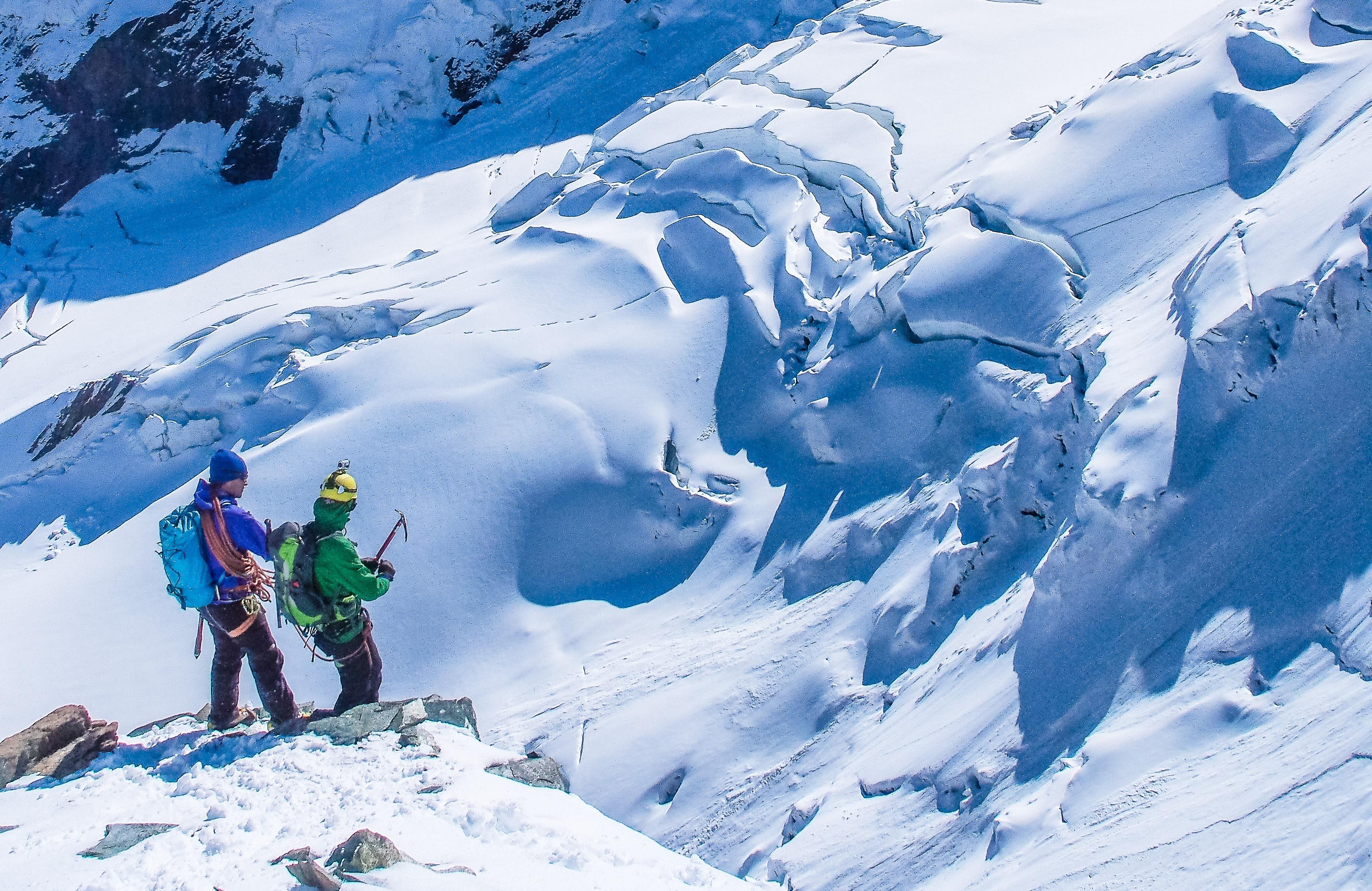 Monte Rosa Course and Ascent   Adventure Consultants