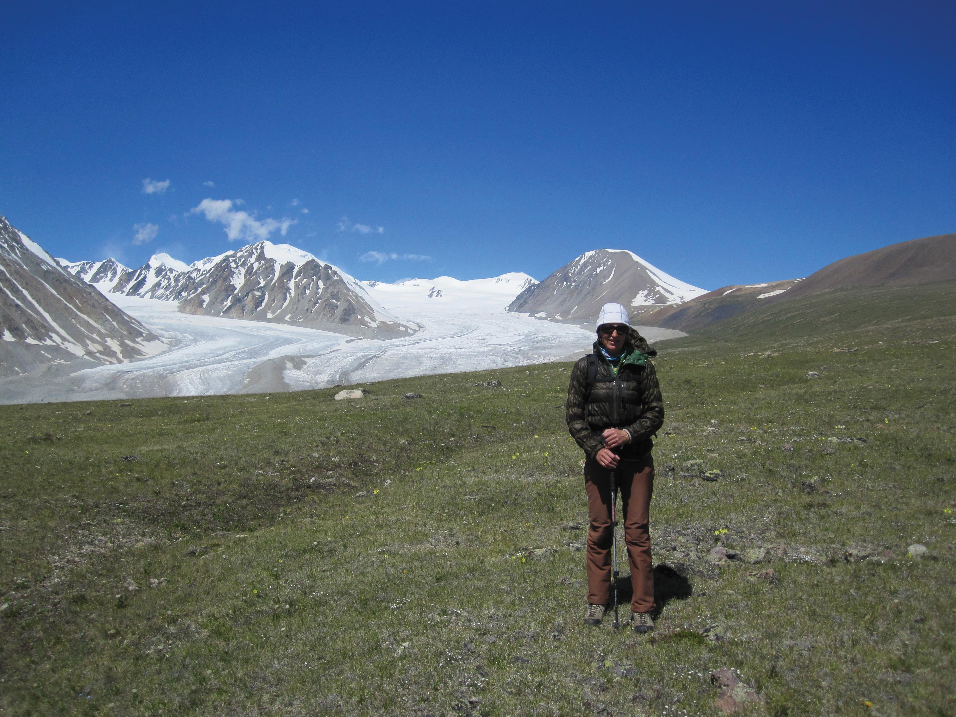 Climb Mt Khuiten in Mongolia | Adventure Consultants