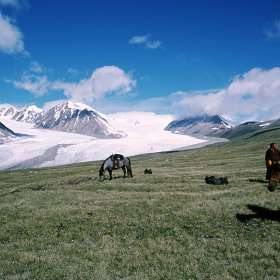 Approach to Base Camp