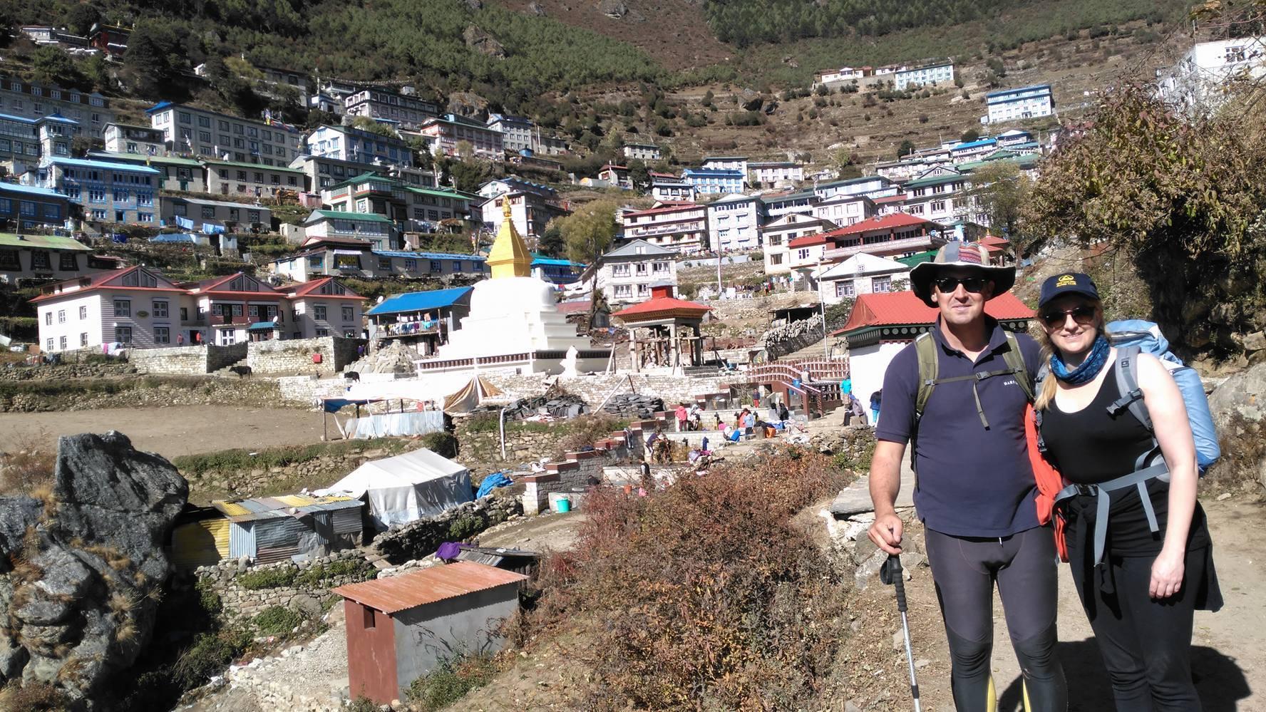 Three Passes Nepal Trek   Adventure Consultants