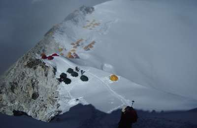 Cho Oyu 2005 Mark Sedon 109