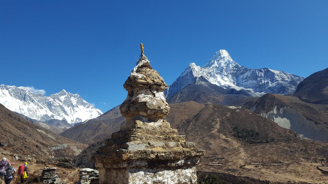 Climb Cholatse | Adventure Consultants