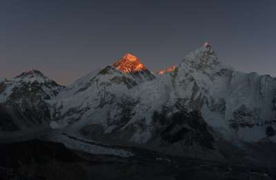 Everest KP lookout Toby Brokken