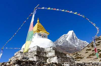 Khumbu Valley Stupa