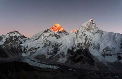 Everest Kala P lookout