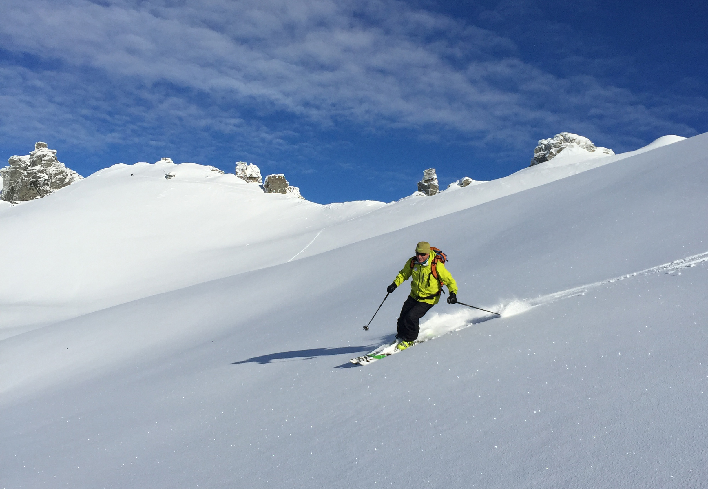 Luxury Backcountry Ski Tour Adventure Consultants