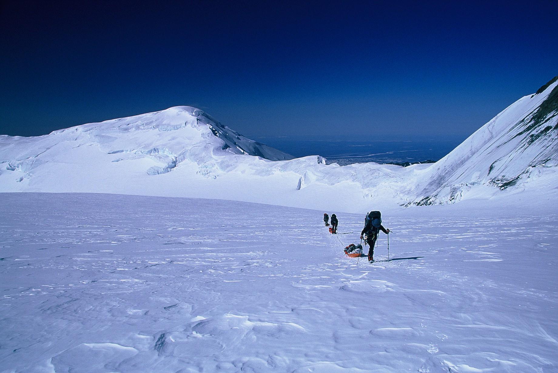 Climb Denali Seven Summits Adventure Consultants