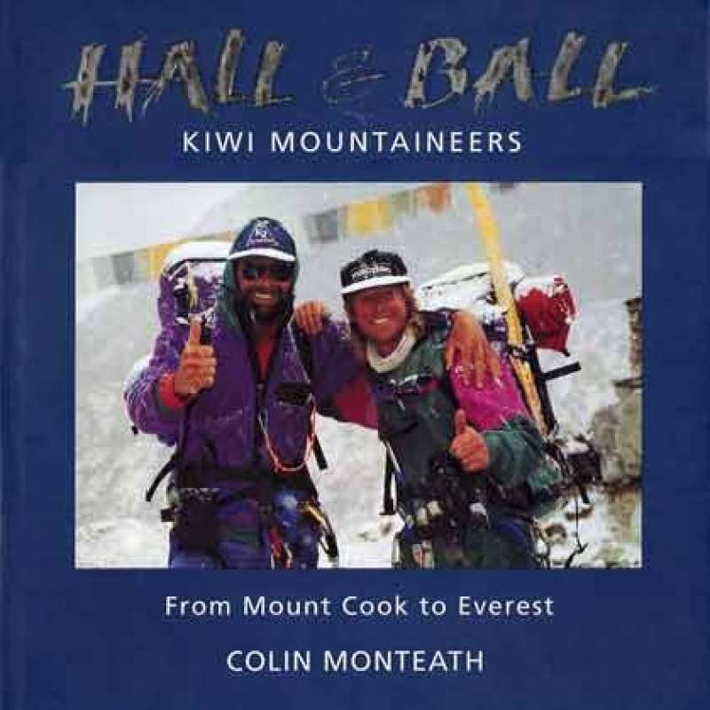 Hall and Ball Kiwi Mountaineers
