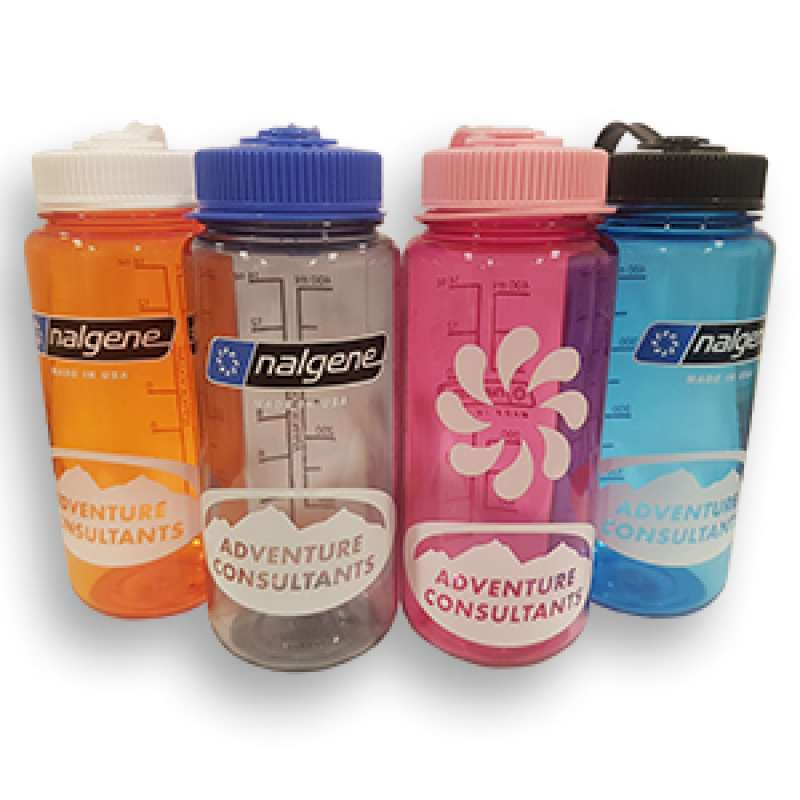 ac branded 500ml nalgene bottles