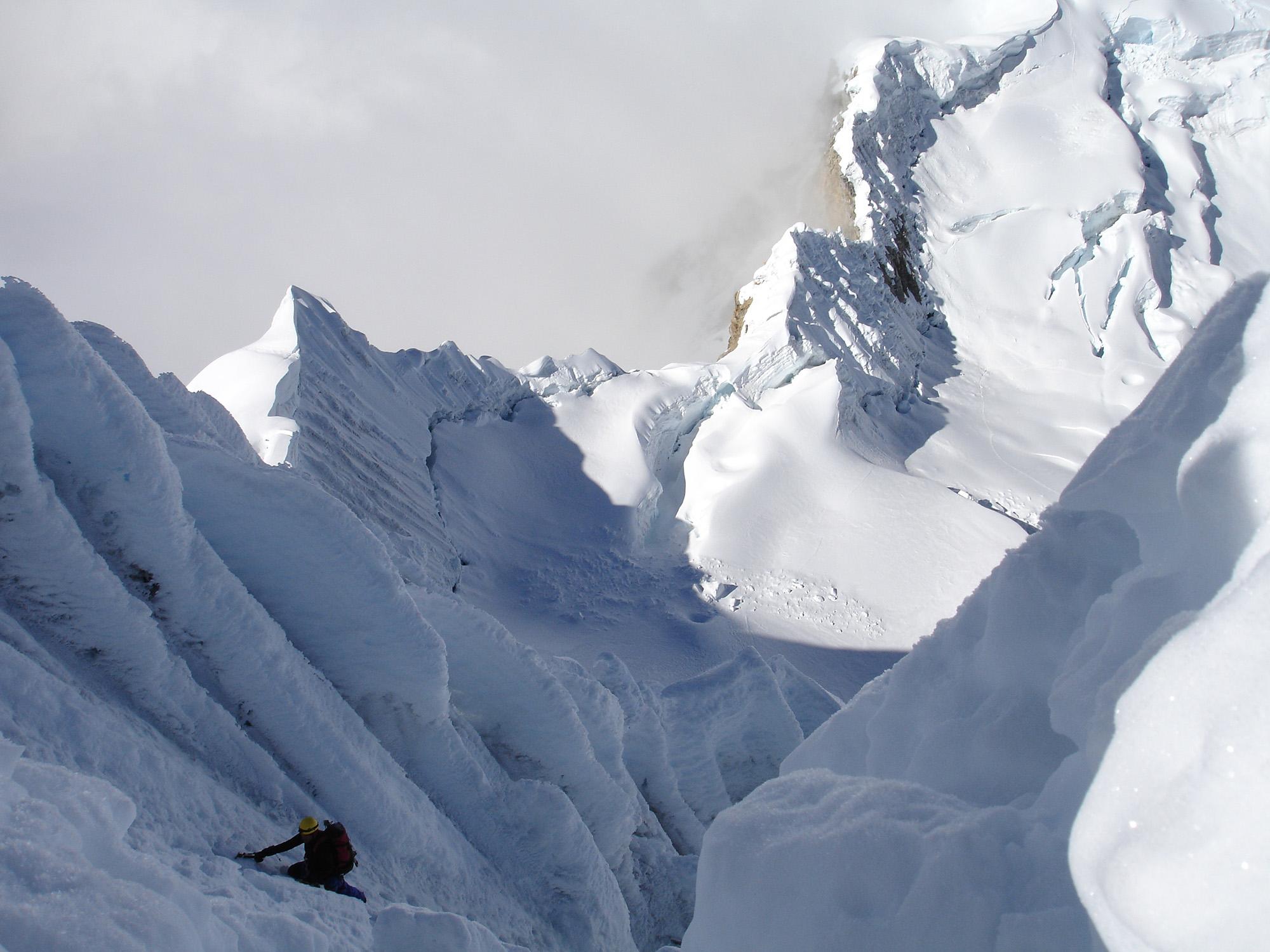 Alpamayo & Artesonraju, Peru   Adventure Consultants
