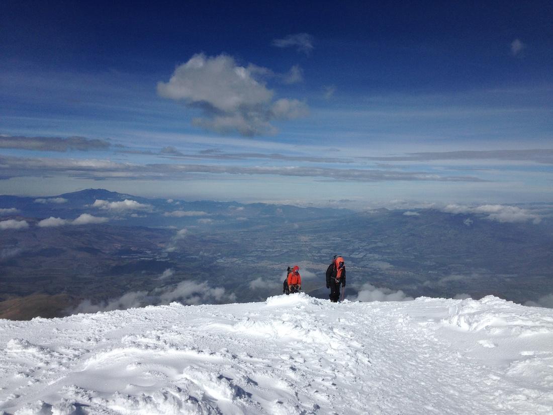 Climb the Ecuador Volcanoes | Adventure Consultants