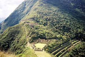 Choquequirao Amy Hall